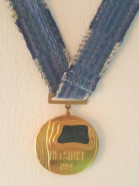 Goldmedaille Europameisterschaft 1994